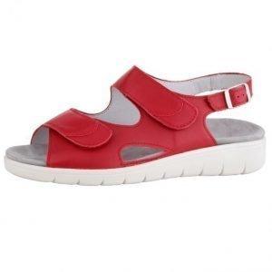 Semler Sandaalit Punainen