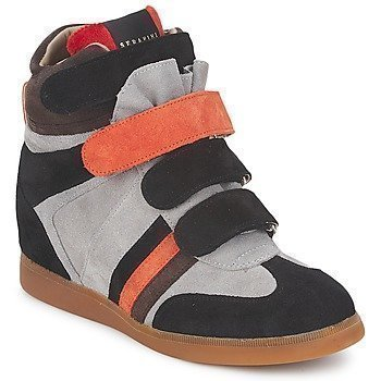Serafini MANHATTAN COLOR BLOCK korkeavartiset tennarit
