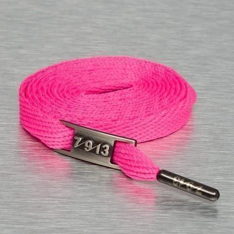 Seven Nine 13 Kengännauhat Vaaleanpunainen