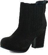 Shoe Biz 1123747 Nubuck Black