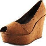Shoe Biz Nubuck Brown 2