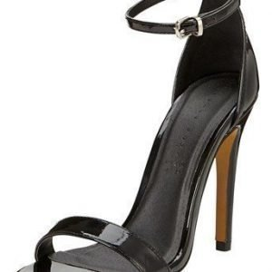 Shoebox Sandaletit Musta