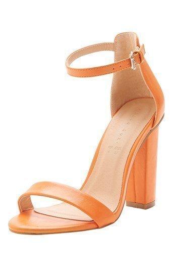 Shoebox Sandaletit Oranssi