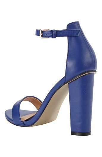 Shoebox Sandaletit Sininen