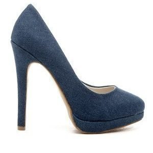 Shoes By Teddy Jane Blue Denim