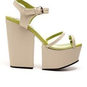 Shoes By Teddy My Joy Lime