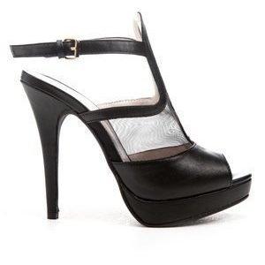 Shoes By Teddy Nodisco BLK