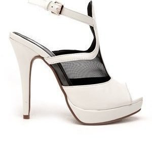 Shoes By Teddy Nodisco Valkoinen