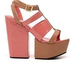 Shoes By Teddy Rush Konjakki
