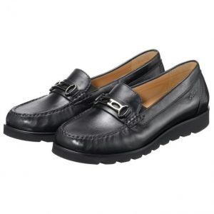 Sioux Loaferit Musta