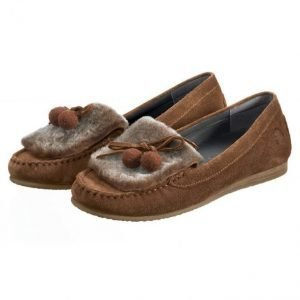 Sioux Loaferit Ruskea