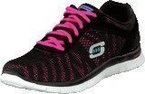 Skechers First glance Black/pink