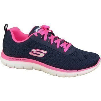Skechers Flex Appeal 2.0 12757-NVHP matalavartiset tennarit