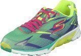 Skechers Go Run 4 Aqua/purple