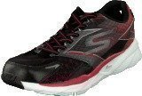 Skechers Go Run 4 Ride Black/red