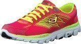 Skechers Gorun 2 Ride Hot pink/lime