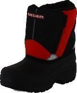 Skechers SKECHERS BRUMAL - CARBUNKLE Black Red