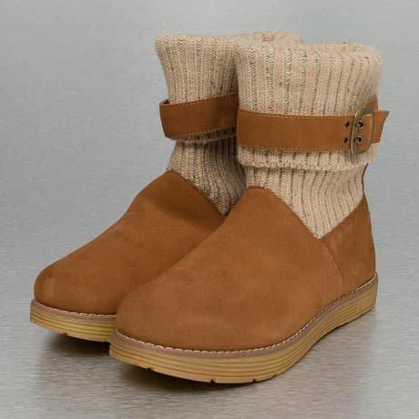 Skechers Vapaa-ajan kengät Khakiruskea