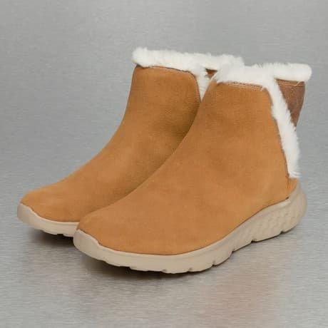 Skechers Vapaa-ajan kengät Ruskea