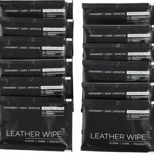 Sneaker Lab Leather Wipes Kenkäpyyhe