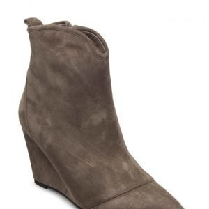 Sofie Schnoor Wedge Boot Suede