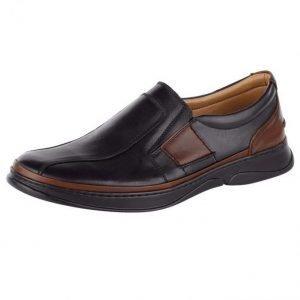 Softwalk Kengät Musta / Ruskea
