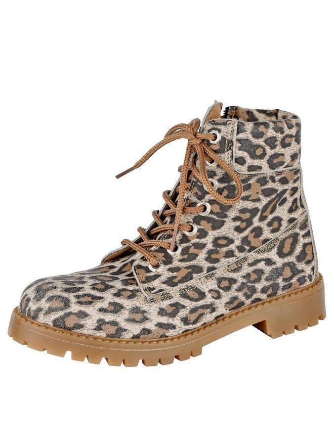 Softwalk Nauhanilkkurit Leopardi