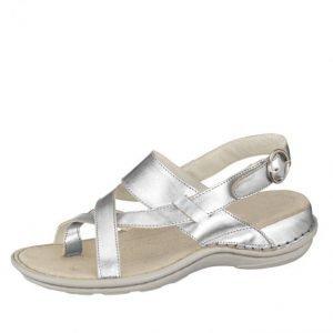Softwalk Sandaalit Hopeanvärinen