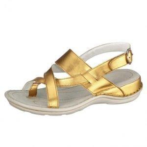 Softwalk Sandaalit Kullanvärinen