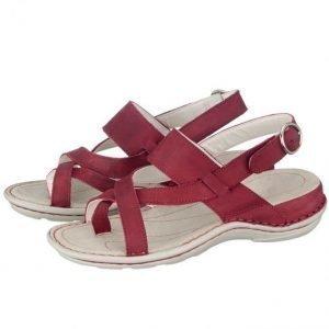 Softwalk Sandaalit Punainen