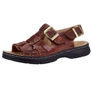 Softwalk Sandaalit Punaruskea