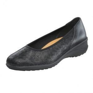 Solidus Kengät Musta