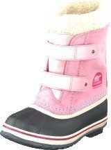 Sorel Childrens 1964 Pac Strap Coral Pink