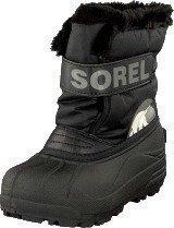 Sorel Snow Com C. NC1805-010 Black Charcoal