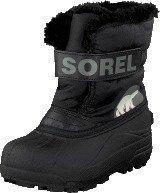 Sorel Snow Commander 010 Black Charcoal