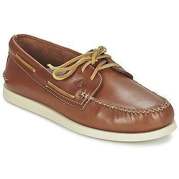 Sperry Top-Sider A/O 2-EYE WEDGE LEATHER purjehduskengät