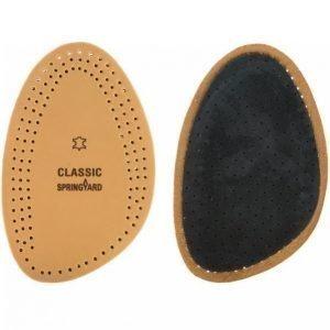 Springyard Leather Front Puolipohjalliset