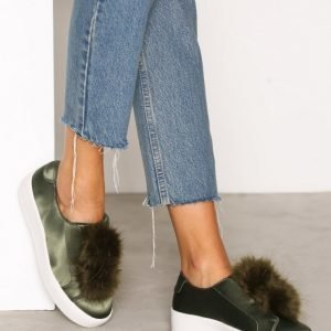 Steve Madden Breeze Slip-On Kengät Olive