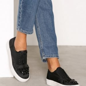 Steve Madden Passion Slip-On Kengät Musta
