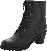 Sthlm Dg Laced Boots Black