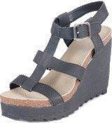 Sthlm Dg Wedge Sandal