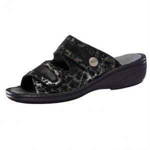 Stuppy Sandaalit Musta / Pronssinvärinen