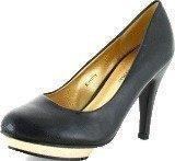 Sugarfree Shoes Emily Black