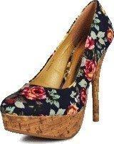 Sugarfree Shoes Flowery