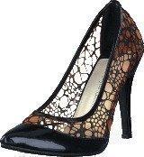 Sugarfree Shoes Irena Black