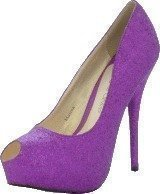 Sugarfree Shoes Malina Purple