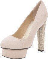 Sugarfree Shoes Marica Cream / Glitter