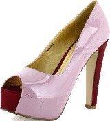 Sugarfree Shoes Michelle Purple
