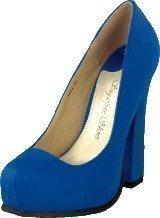Sugarfree Shoes Sara Blue