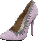 Sugarfree Shoes Zig Zag Pink